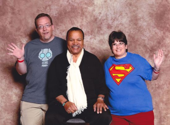 Billy Dee Williams!