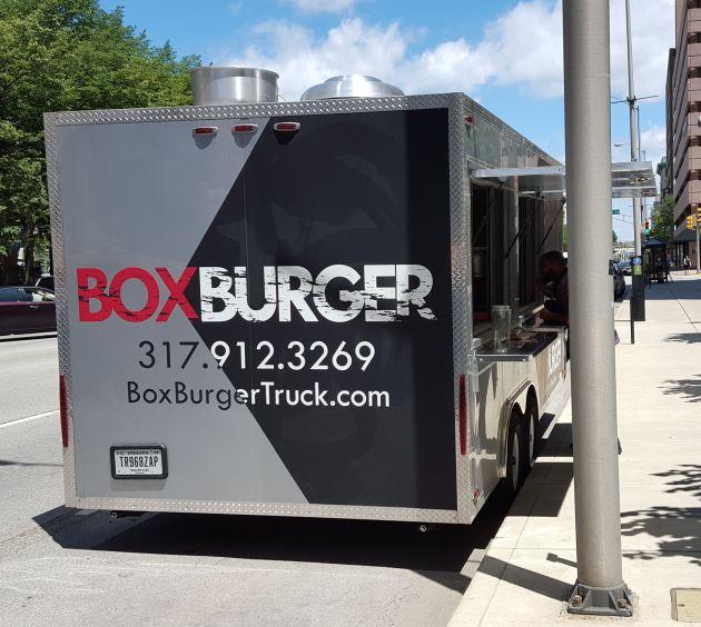 Box Burger!