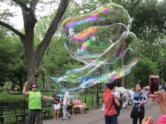 Bubble Guy!