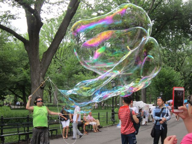 Bubble Guy!