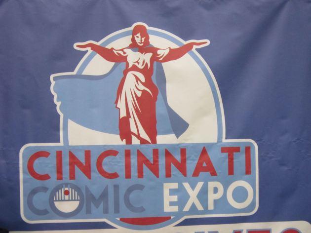 Cincinnati Comic Expo!