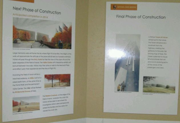 Flight 93 Construction Plans.