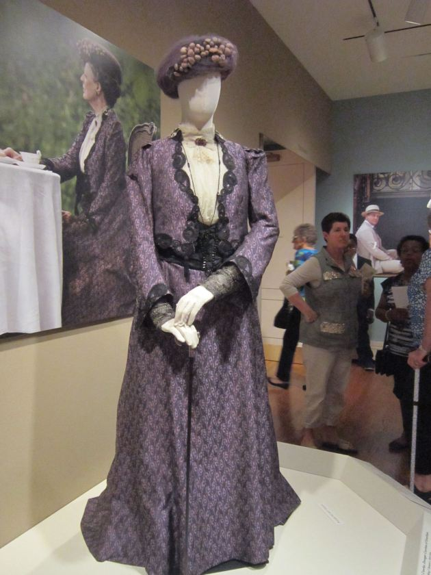 Dowager Countess!