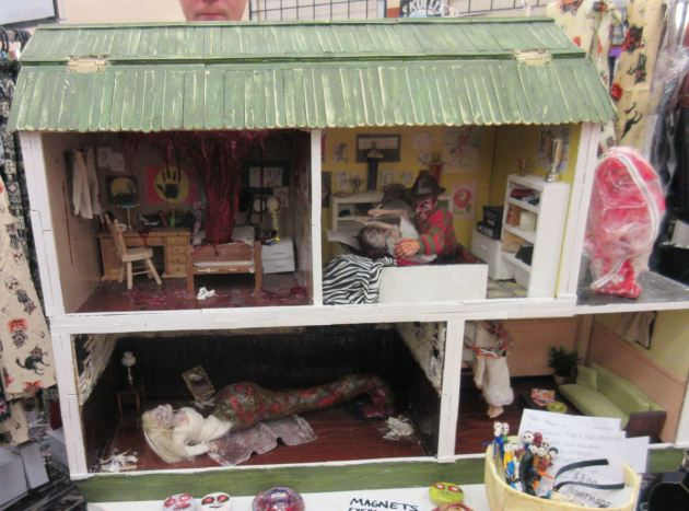 Elm Street House!