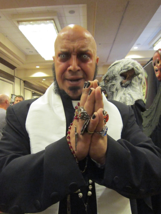 Evil Priest!