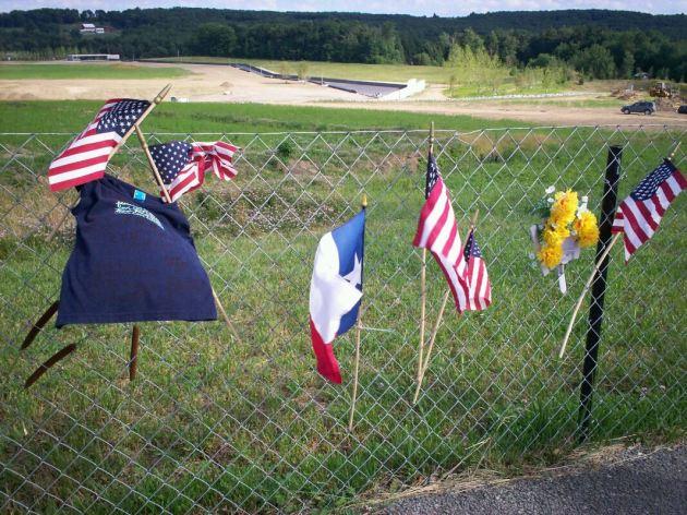 Flight 93 Flags.