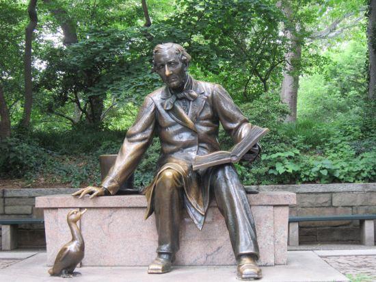 Hans Christian Andersen!