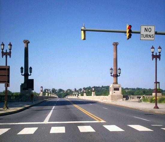 Harrisburg Bridge!