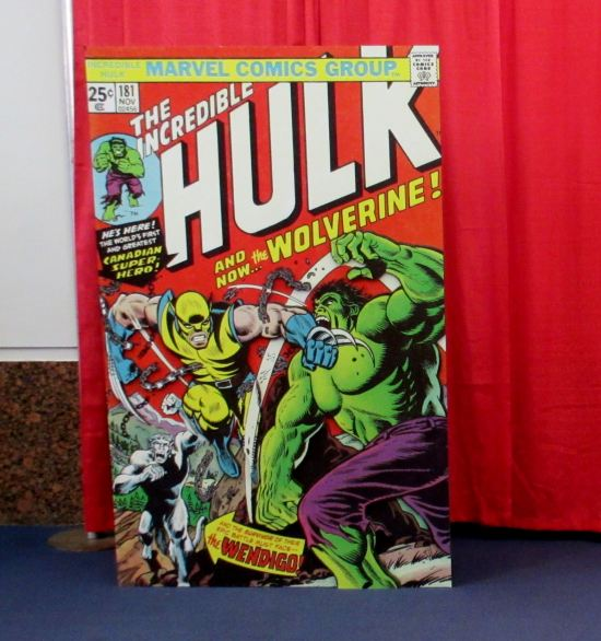 Incredible Hulk 181!