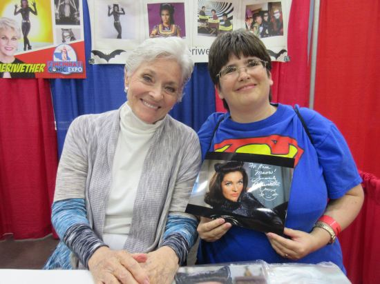 Lee Meriwether!