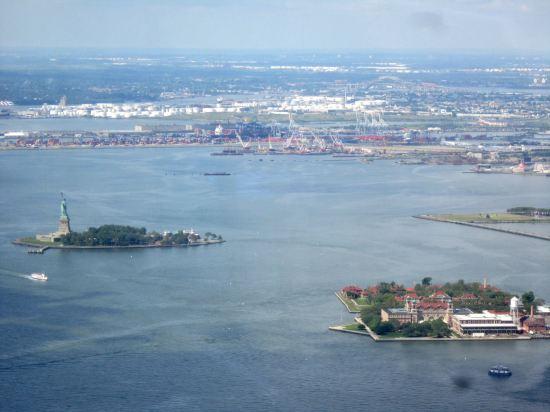 Liberty Ellis Islands!