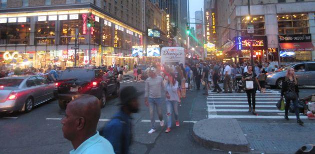 NYC Lights!