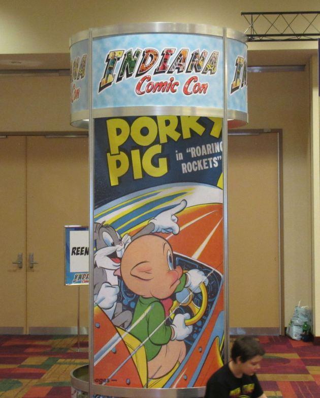 Porky Pig!