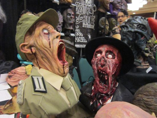 Raiders of the Lost Ark masks!