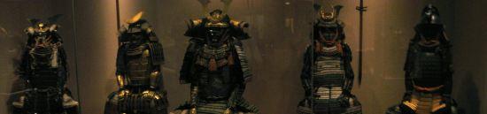 Samurai armor!