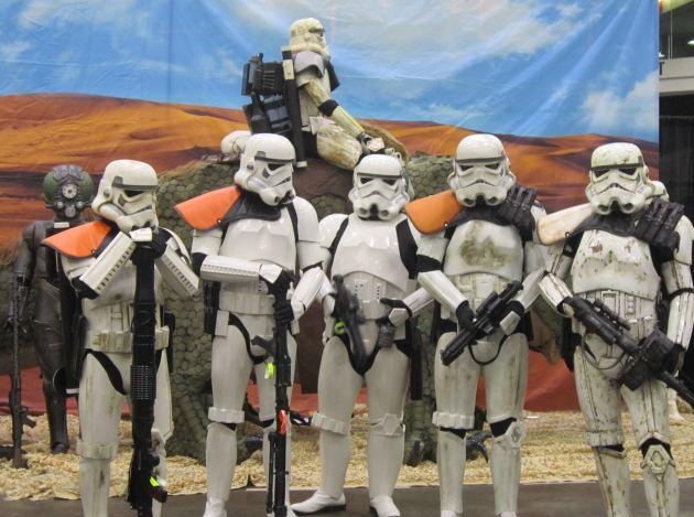 Sandtroopers!