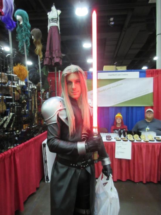 Sephiroth!