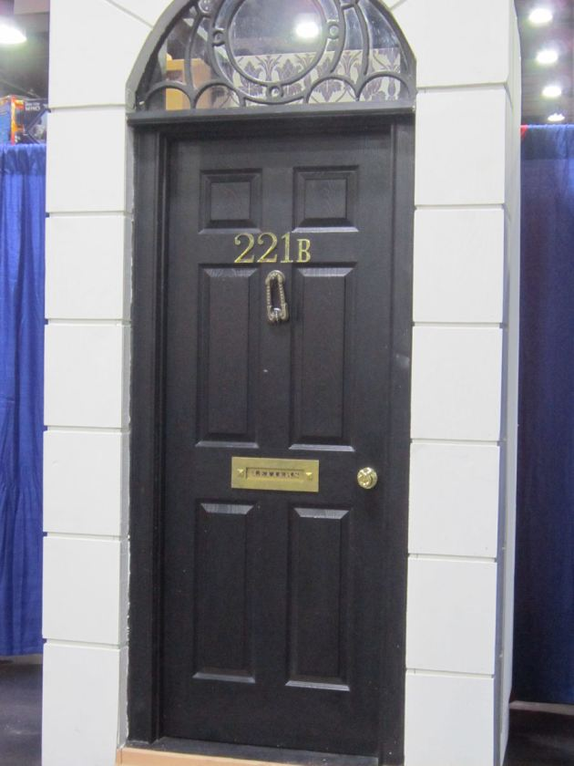 Sherlock Holmes Door!