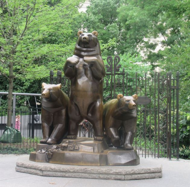 Three Bears!