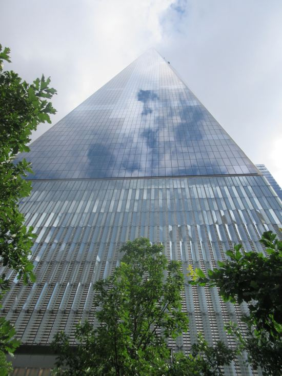 One World Trade Center!