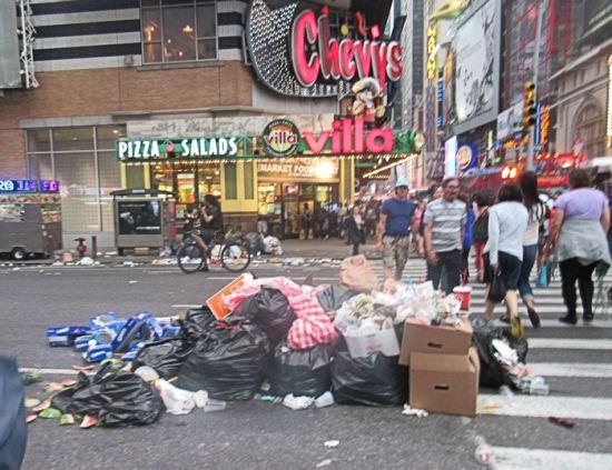 NYC Trash!