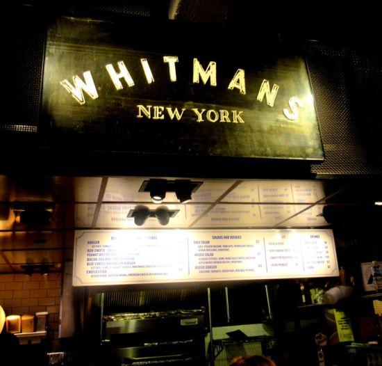 Whitmans NYC!