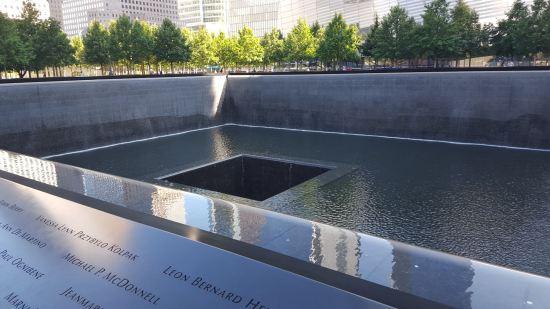 National September ll Memorial.