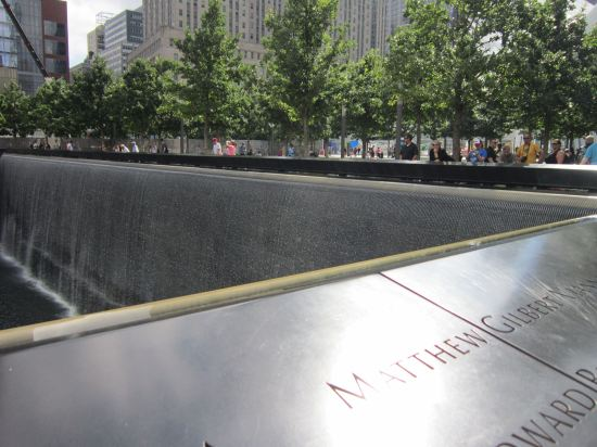 National September 11 Memorial.