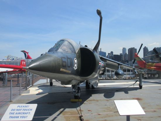 AV-8C Harrier!