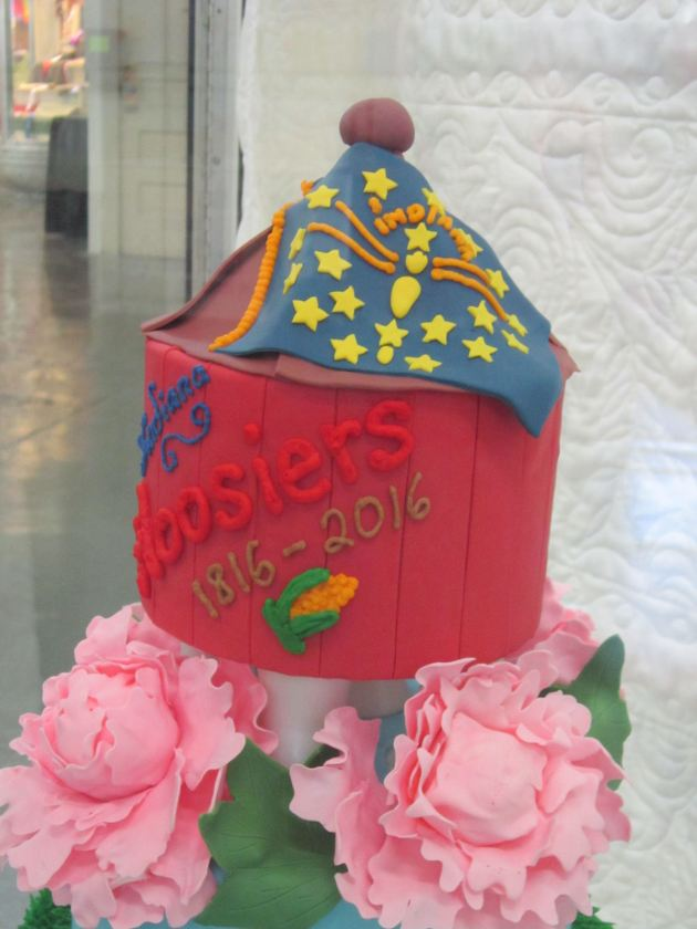 Bicentennial cake!