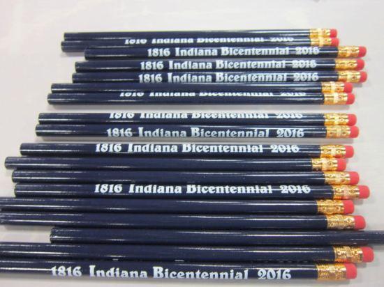 Bicentennial pencils!