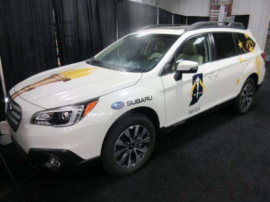 Bicentennial Subaru!
