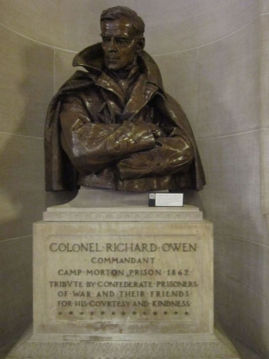 Colonel Richard Owen!