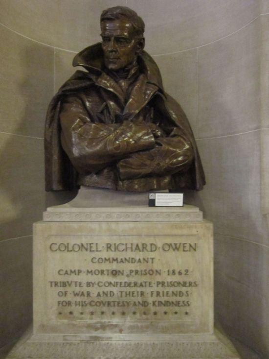 Colonel Richard Owen!