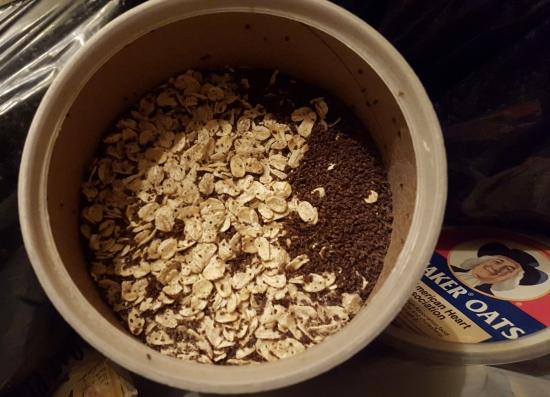 dark oats!