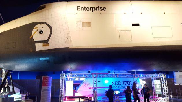 Enterprise shuttles!