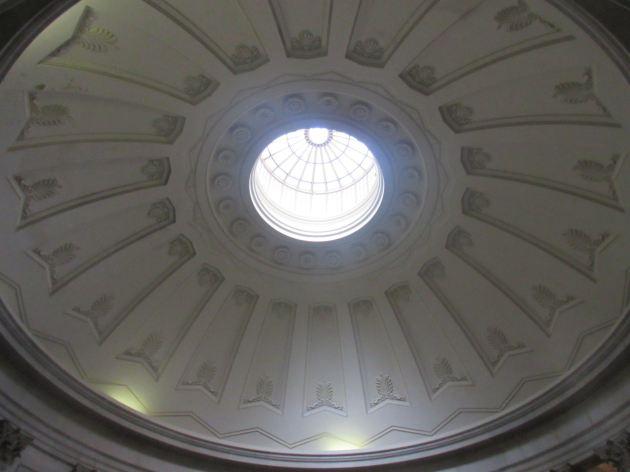 Federal Hall Dome!