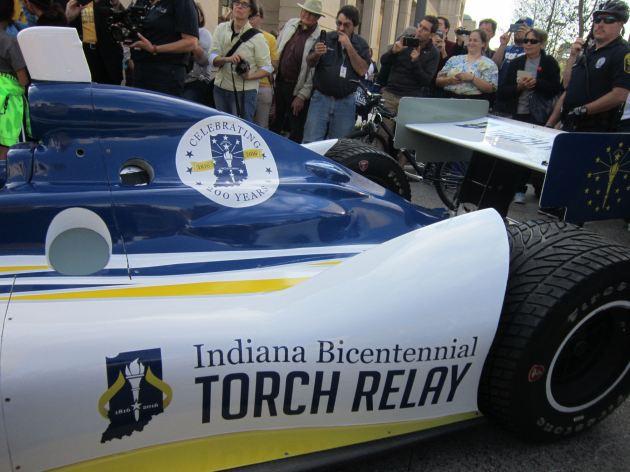 Bicentennial racecar!