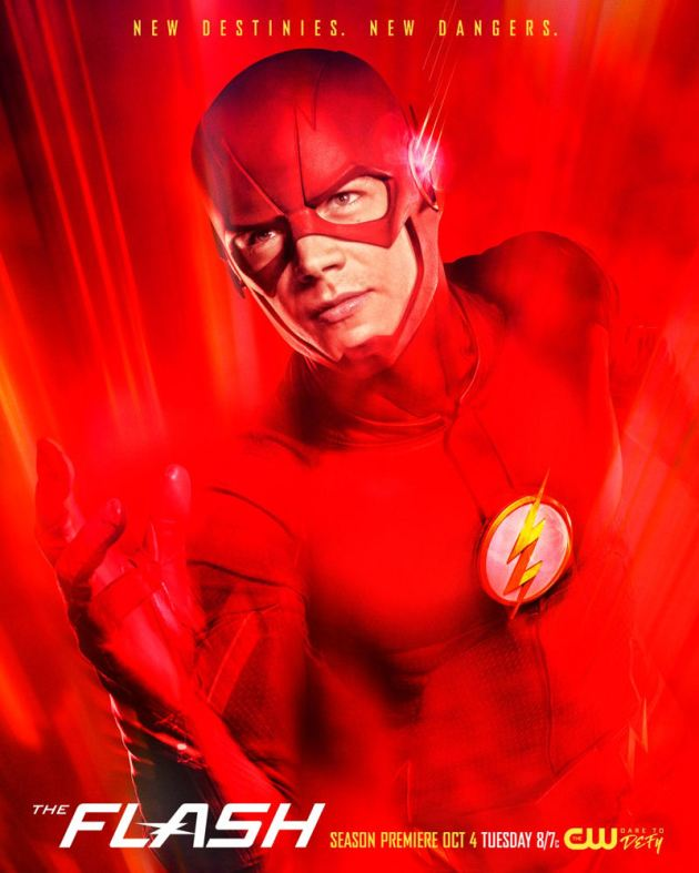 The Flash season 3!