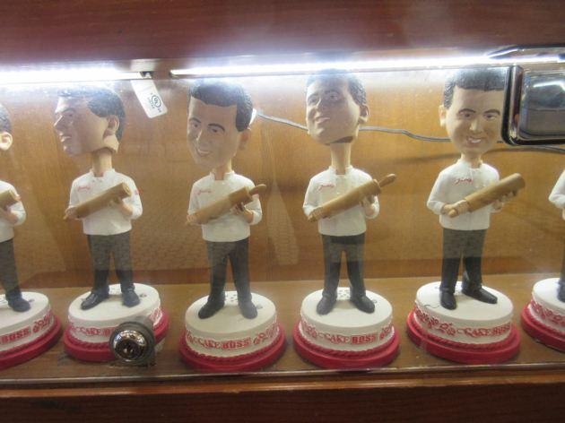 Cake Boss Bobbleheads!