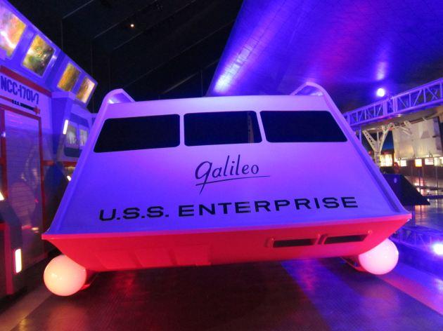Galileo Shuttle!