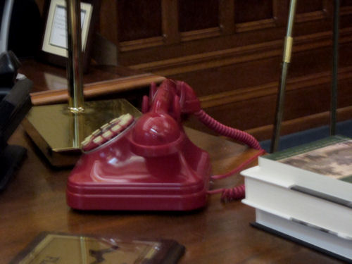 Governor's hotline!