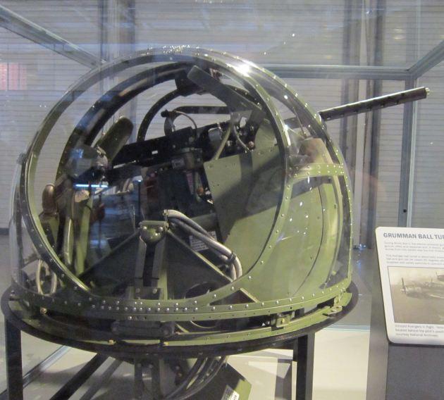 Grumman ball turret!