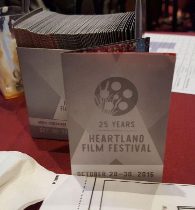 Heartland Film Festival!