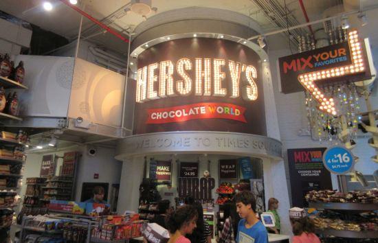 Hershey's Inside!