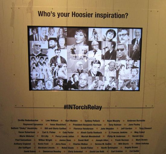 Hoosier Inspirations!