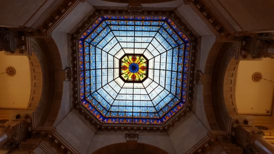 Indiana State House Dome!