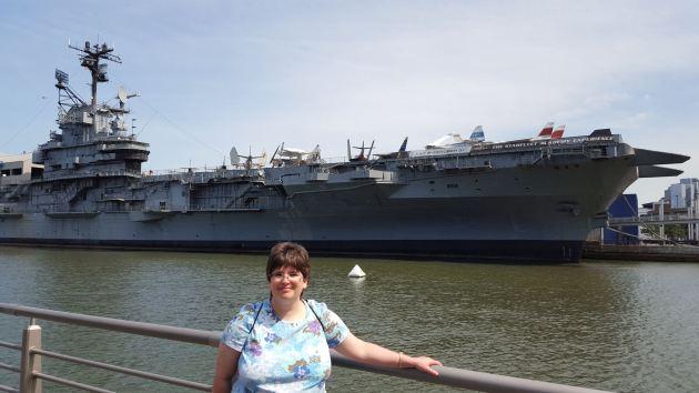 USS Intrepid!