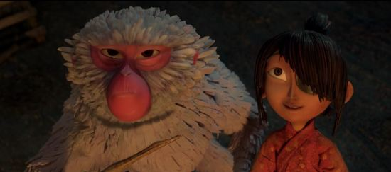 Kubo and the Two Strings!