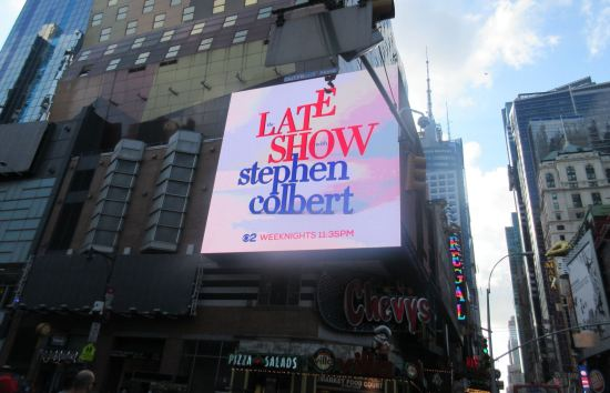 Late Show!